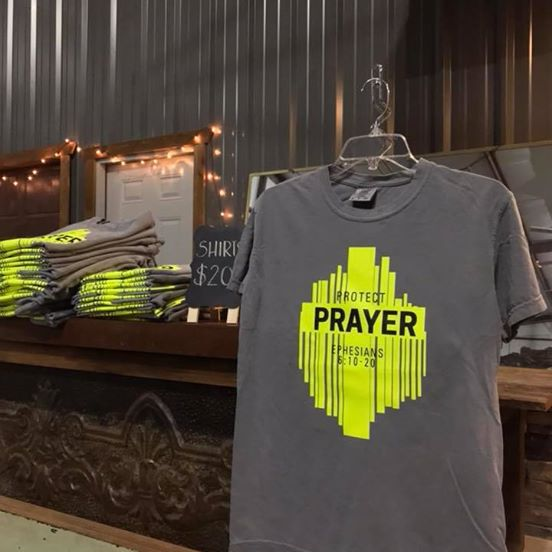 Protect Prayer T-Shirt